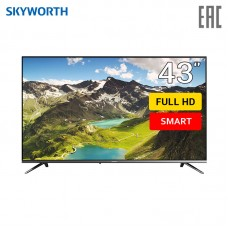 "Телевизор 43"" Skyworth 43E20S FullHD Smart TV"
