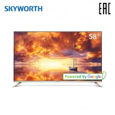 Телевизор Skyworth 58G2A Smart TV Android 8.0